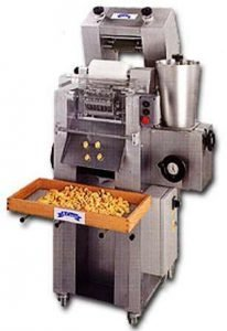 Machine RC140 pour cappelletti, tortelloni et ravioli avec agrafe simple