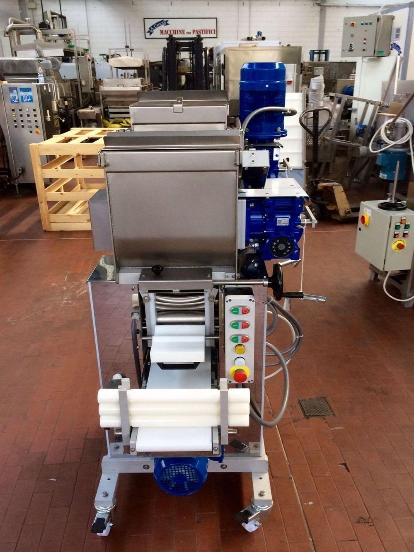 Double vasque automatique A160KDV Laminoir