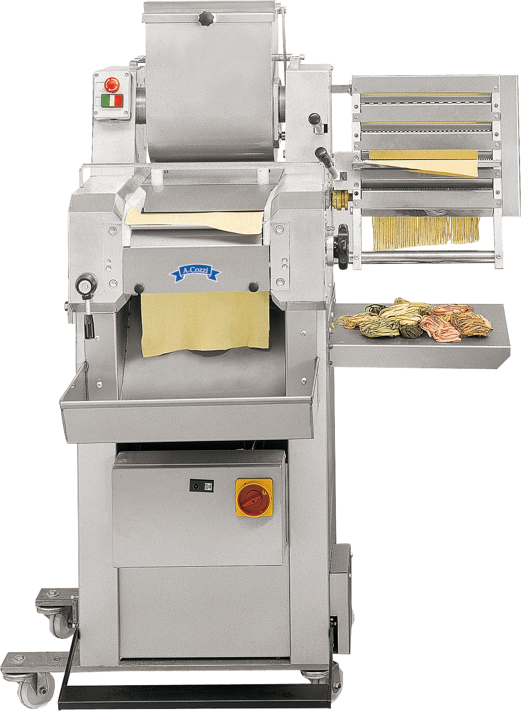 Laminoir semi-automatique pour pâte feuilletée C240