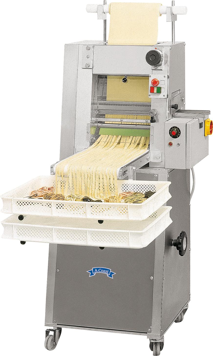 Coupeur automatique pour pâtes longues