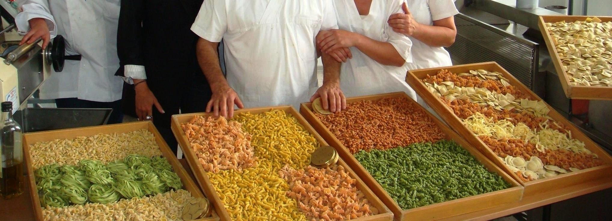Votre magasin de pâtes fraîches clé en main avec Aldo Cozzi