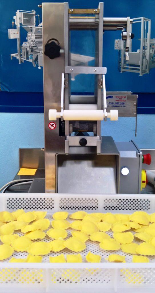 Machine à ravioli de paillasse ACR-90