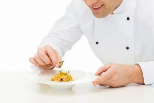 Chef Piatto di Pasta