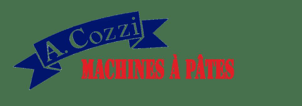 Aldo Cozzi Machines à pâtes