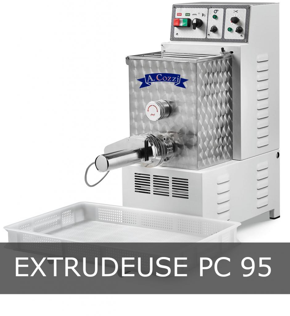 Machine à pâtes extrudées PC 95