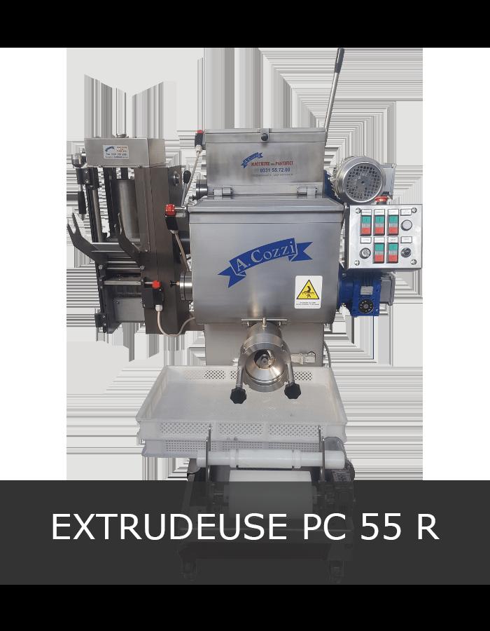 Machine à pâtes extrudées PC 55 R