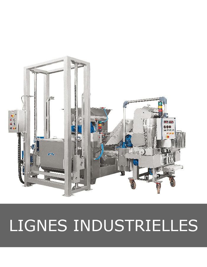Lignes industrielles