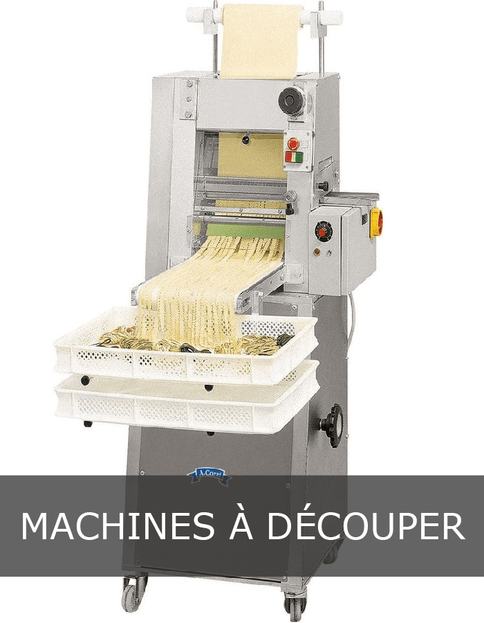 Machines a decouper